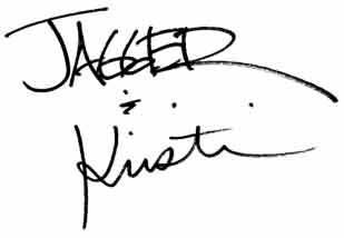 jagger & kristi signature