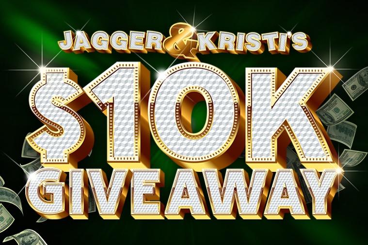 Jagger & Kristi's 10K Giveaway - Magic 92 5