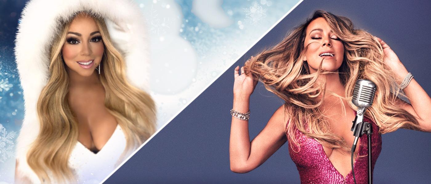 All I Want For Christmas Mariah Carey.Mariah Carey All I Want For Christmas Is You Las Vegas