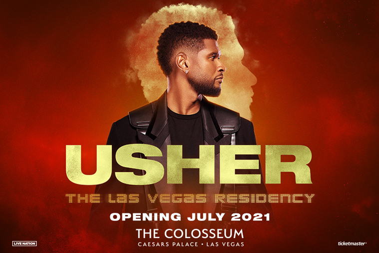 Win Tickets to see Usher in Las Vegas plus Hotel Stay - Magic 92.5